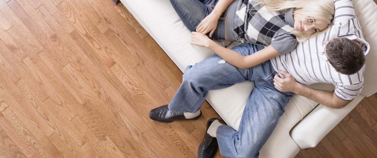 Commercial Hardwood Floors